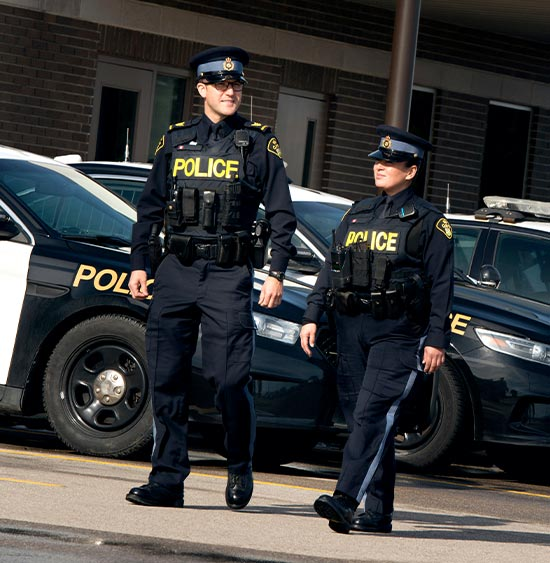 OPP officers